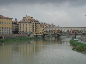 Florence or Rome